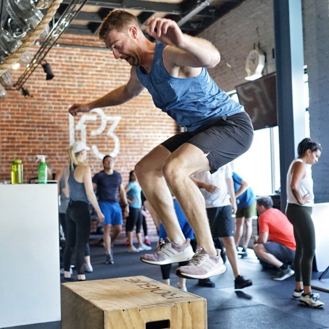For the Cross-Fit Enthusiast: Project 13 - Though not a CrossFit-affiliate gym, Project 13 gives off the same vibes that working out in a