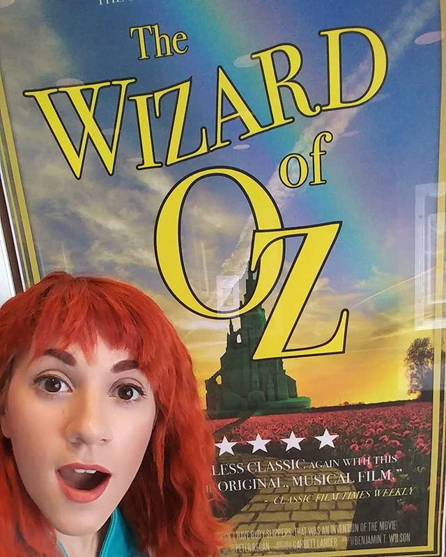 Who wants to see the Wizard of Oz???