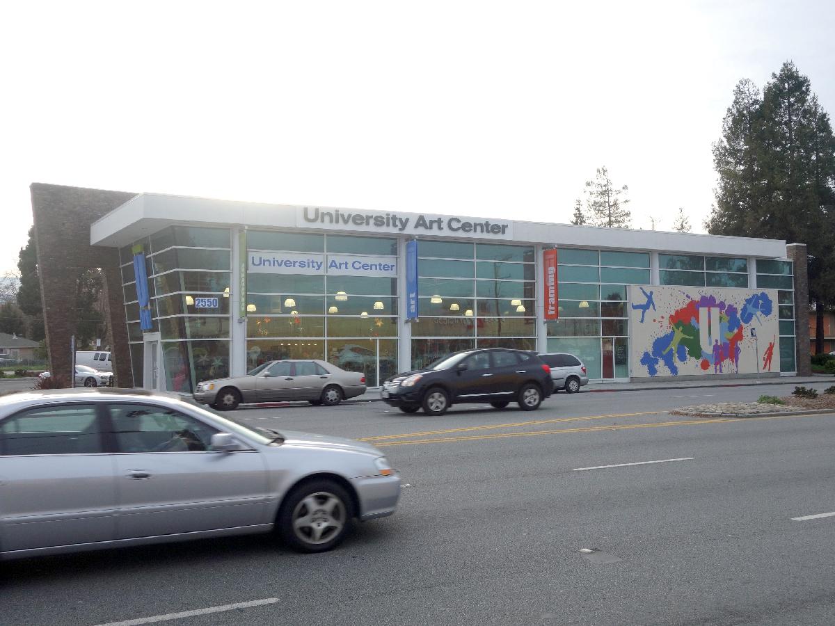 University Art Mural
