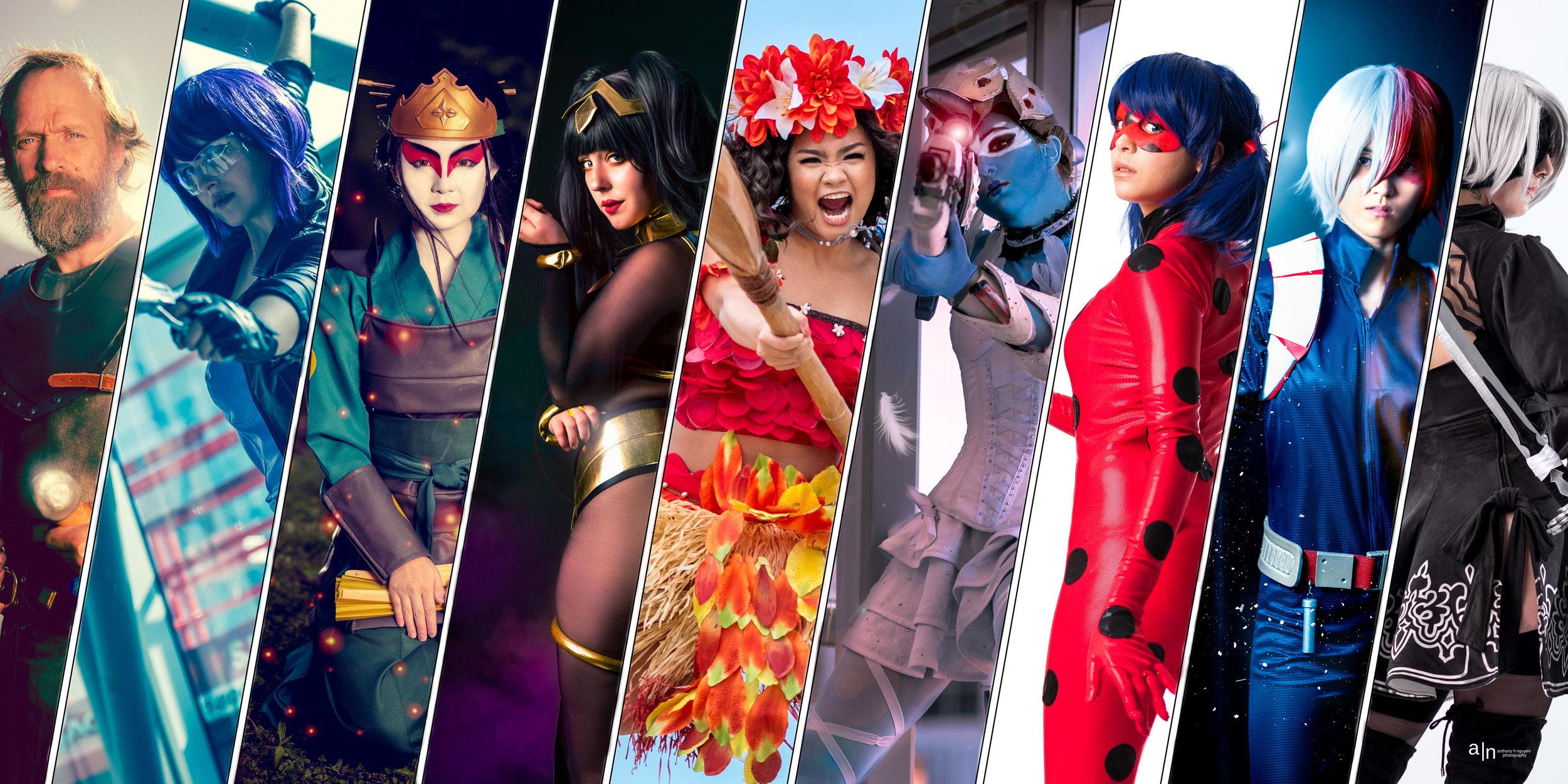 cosplay -