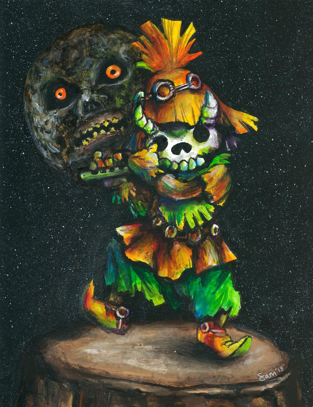 """""""Skull Kid"""""""