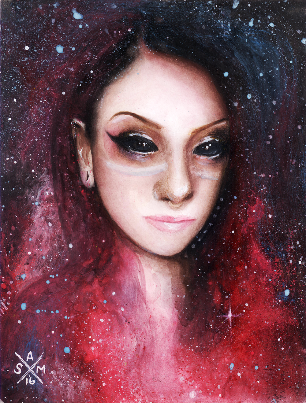 """Feryn - Space Babe"""