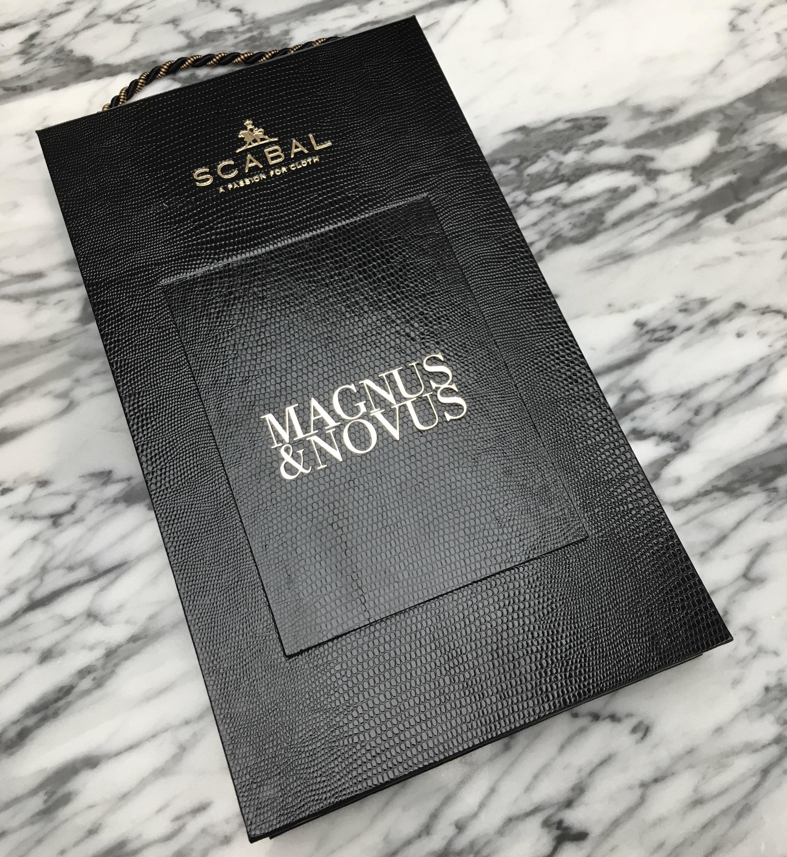 MAGNUS & NOVUS X SCABAL