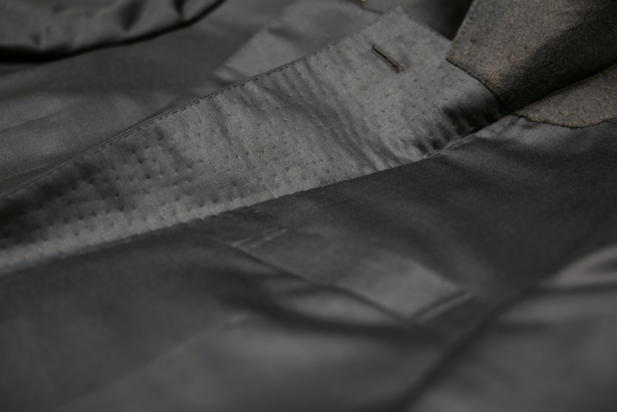 Hand Padded Chest Full Canvas Suiting