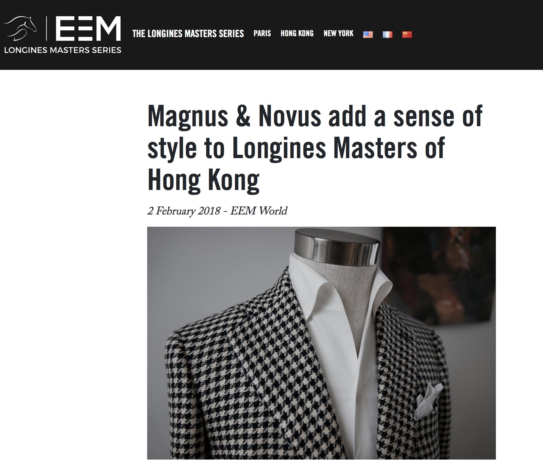 Magnus-&-Novus-at-Longines-Masters-Bespoke-Menswear