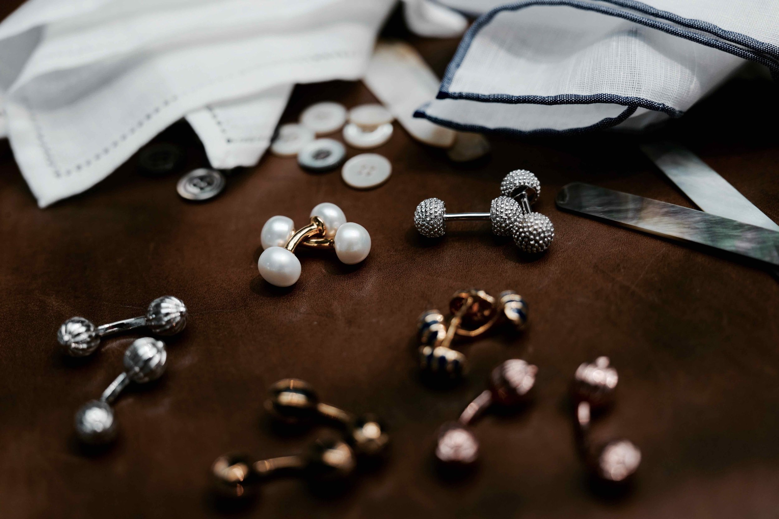 Intricate Hand Crafted Accessories