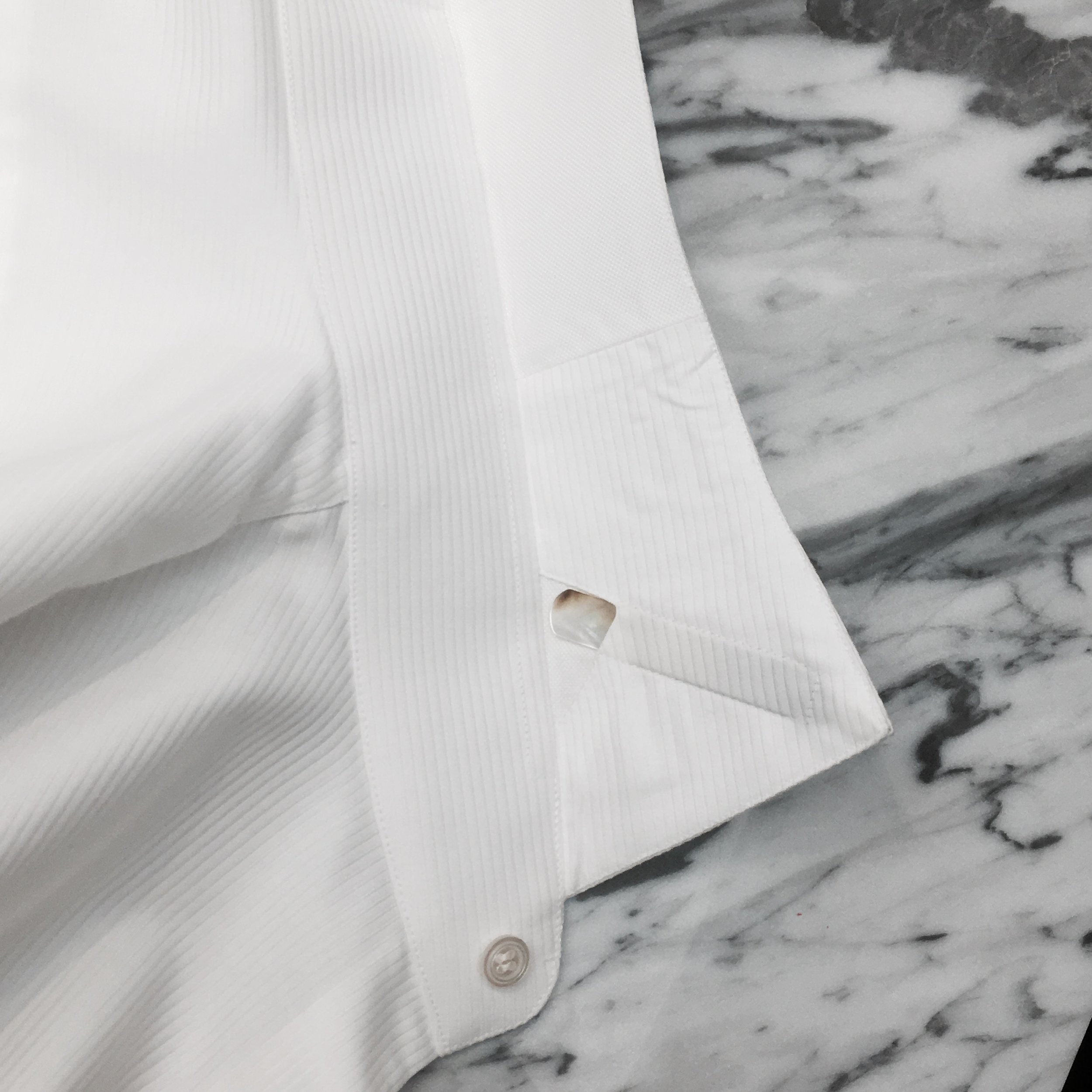 Magnus & Novus - Bespoke Collar Band & Collar Stay