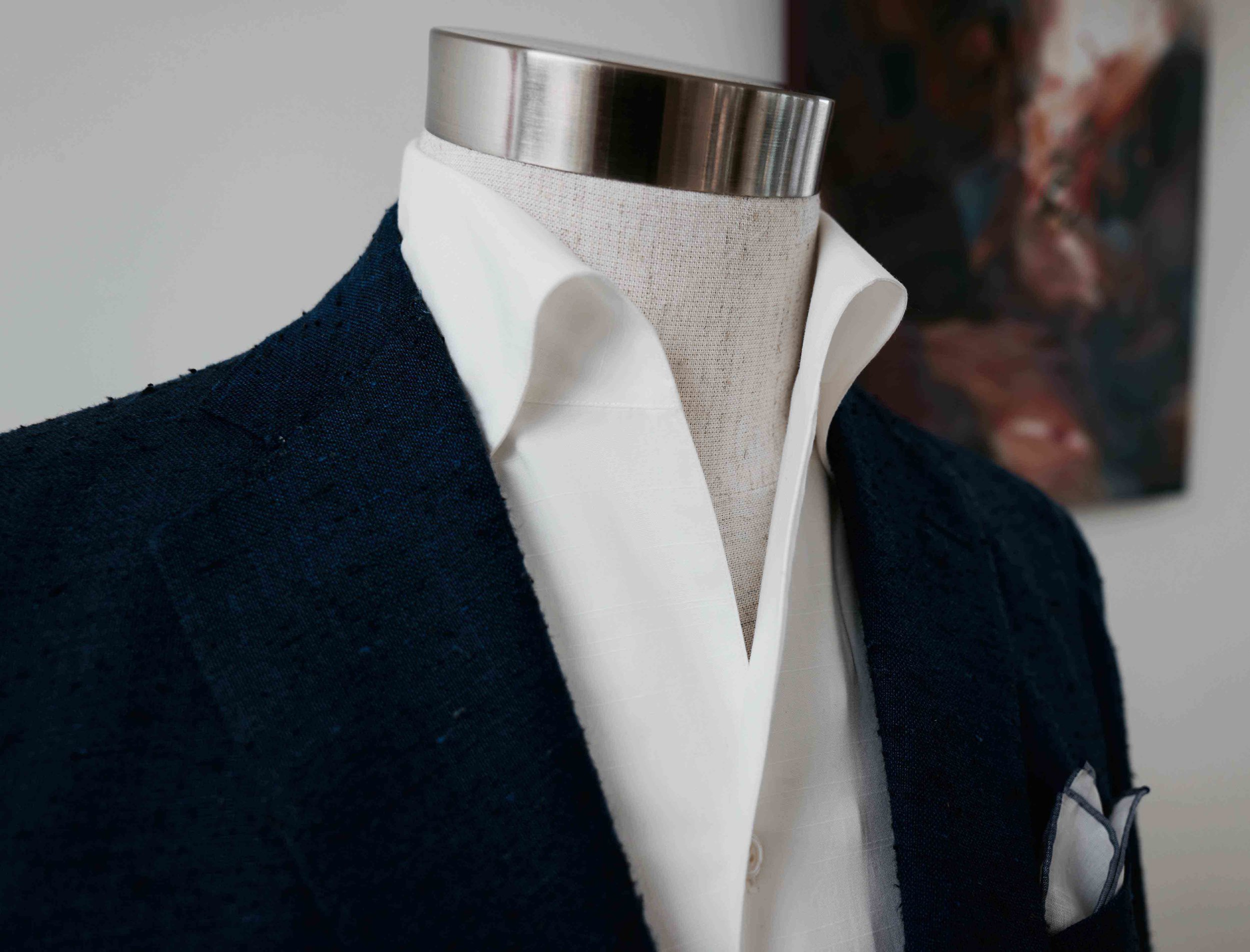Bespoke Shirting & Jacketing - Magnus & Novus