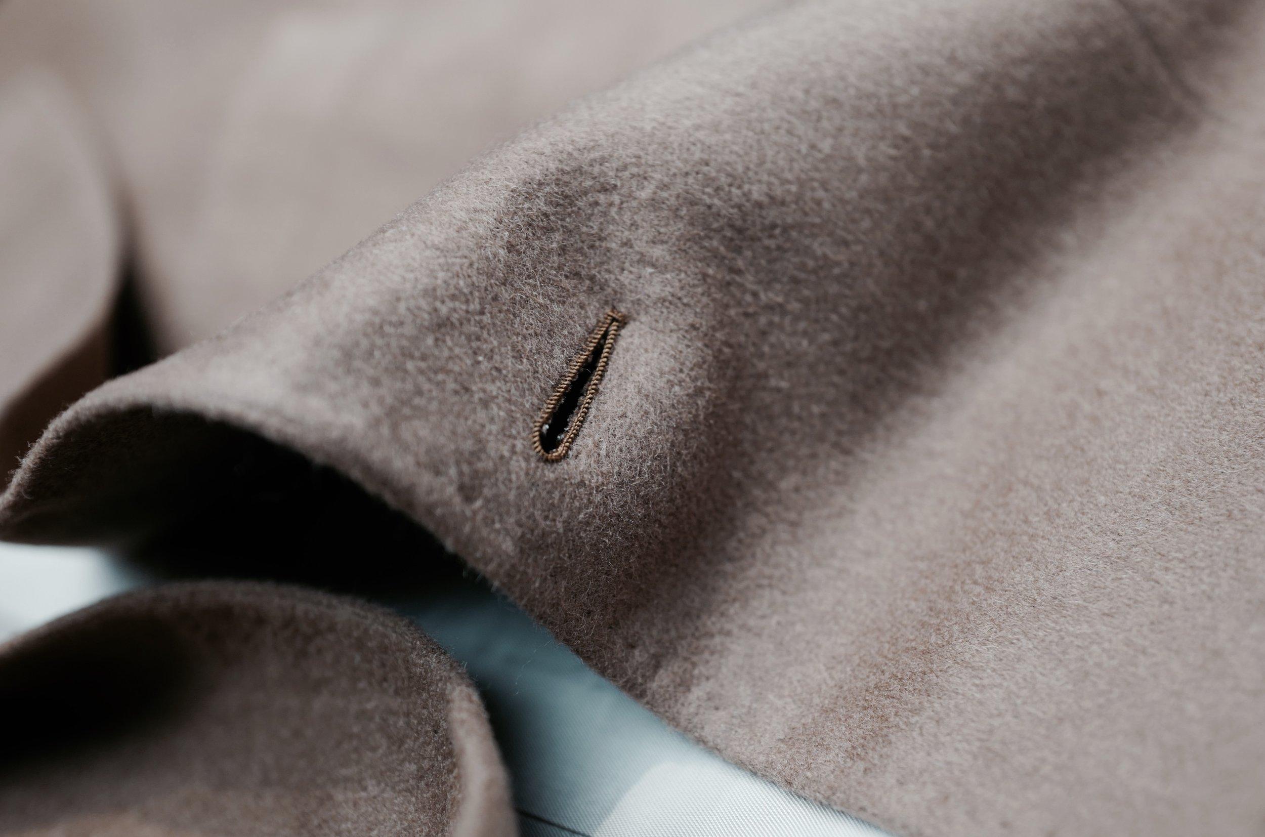 Handcrafted Bespoke Loro Piana Vicuna & Cashmere Jackets & Blazers
