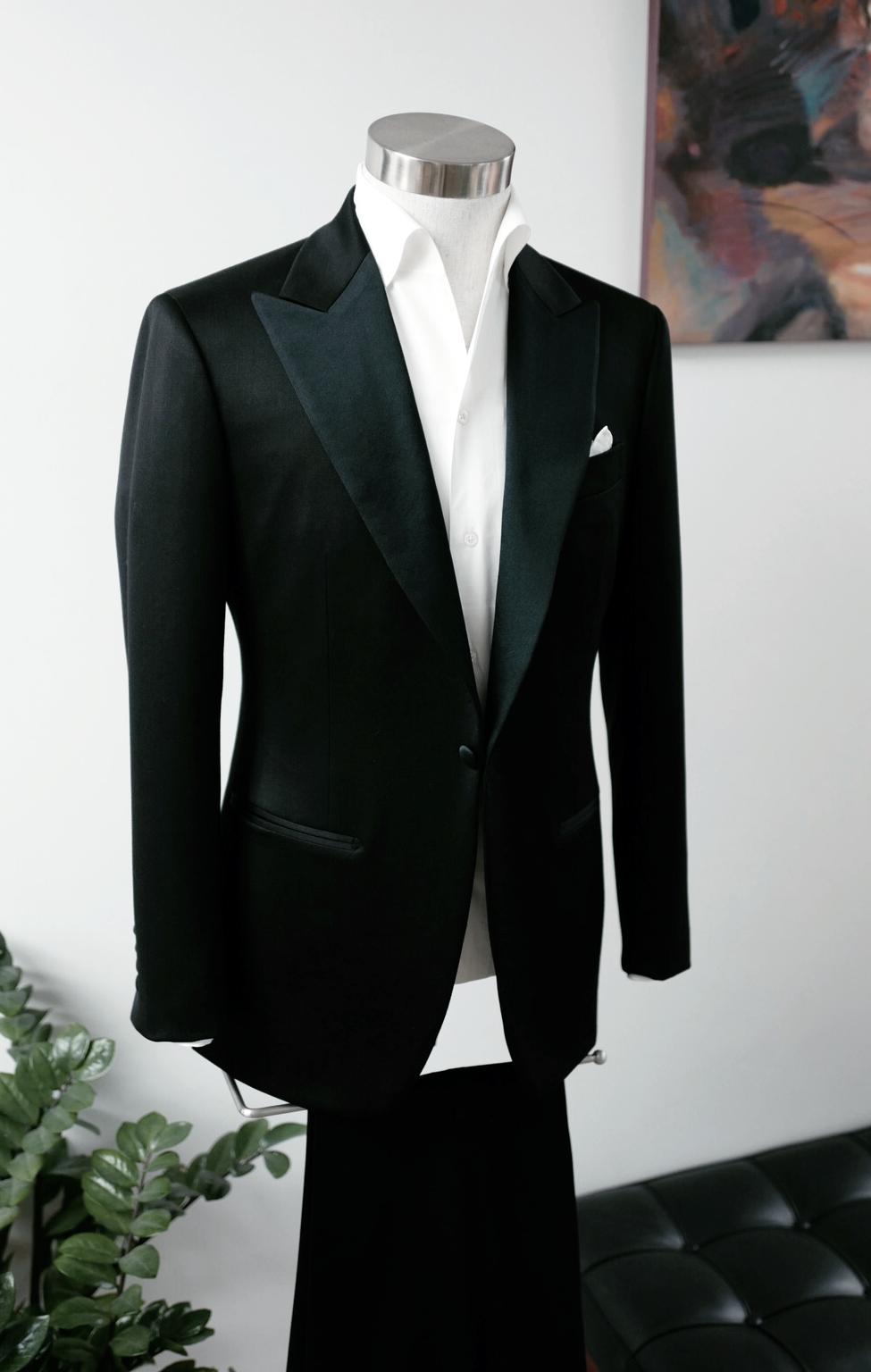 Bespoke Evening Wear