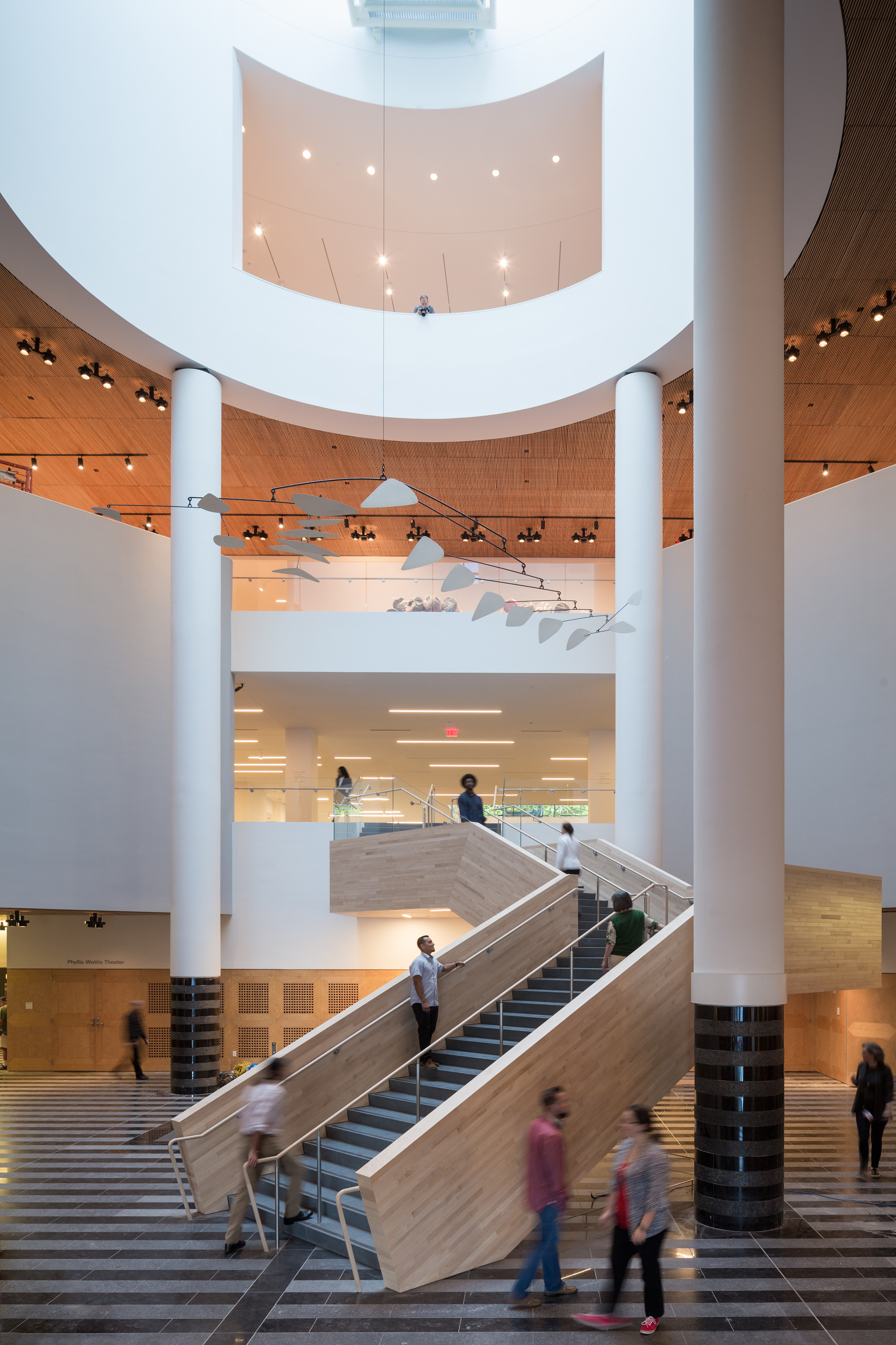 6. Alexander Calder's Untitled (1963) on view in the Evelyn and Walter Haas, Jr. Atrium at the new SFMOMA; photo © Iwan Baan, courtesy SFMOMA.jpg