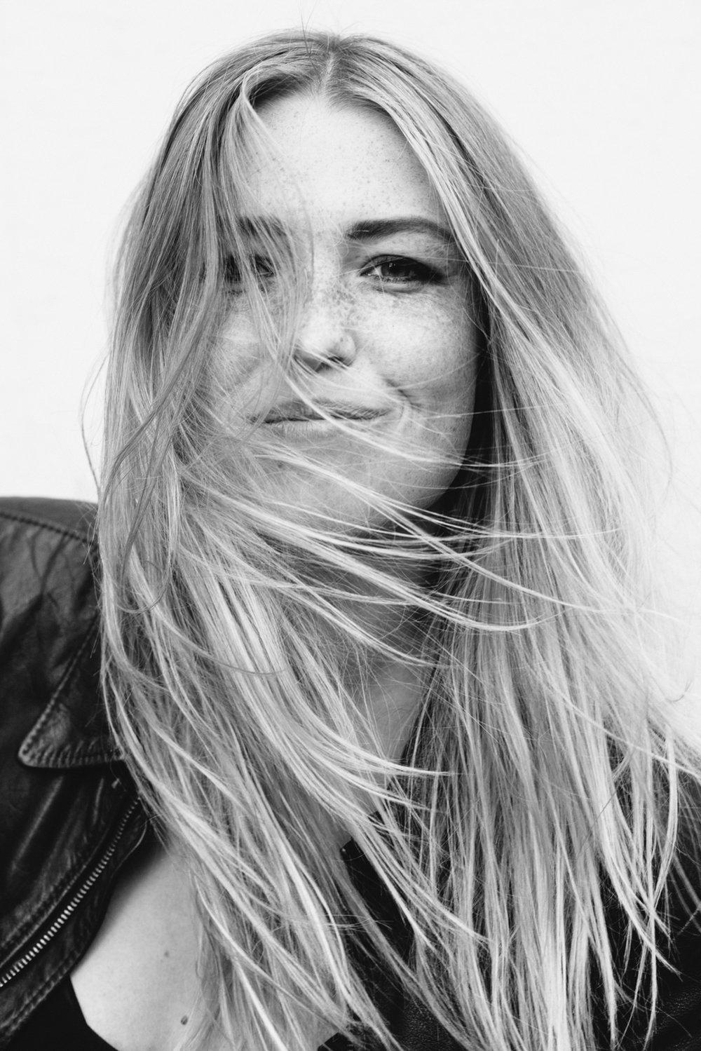 Portrait by Victorya Lunde.