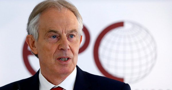 Tony Blair lauded for 'outstanding contribution to democracy'