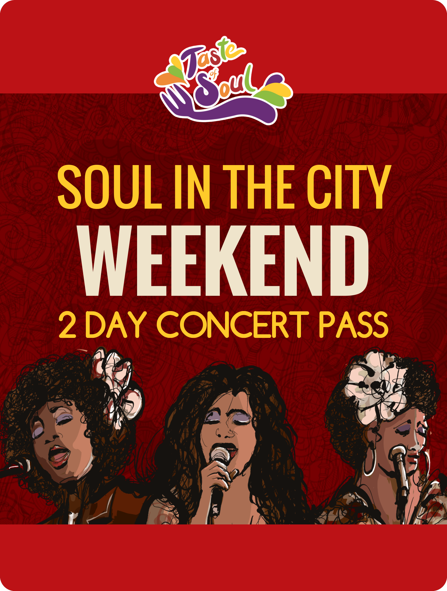 Soul in the City - Weekend Pass