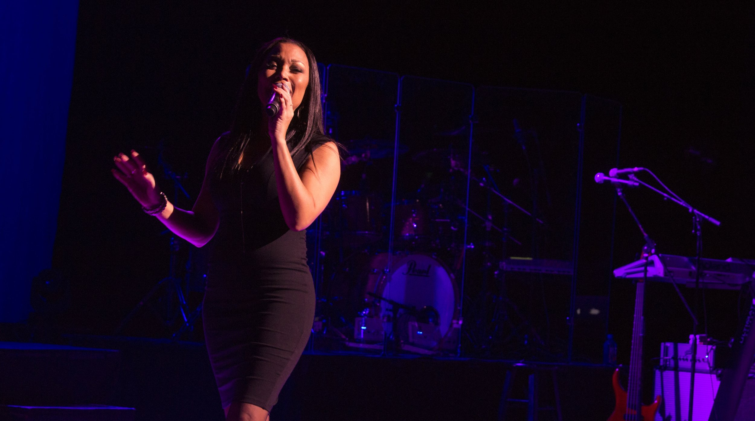Chante Moore - Live @ Soul in the City