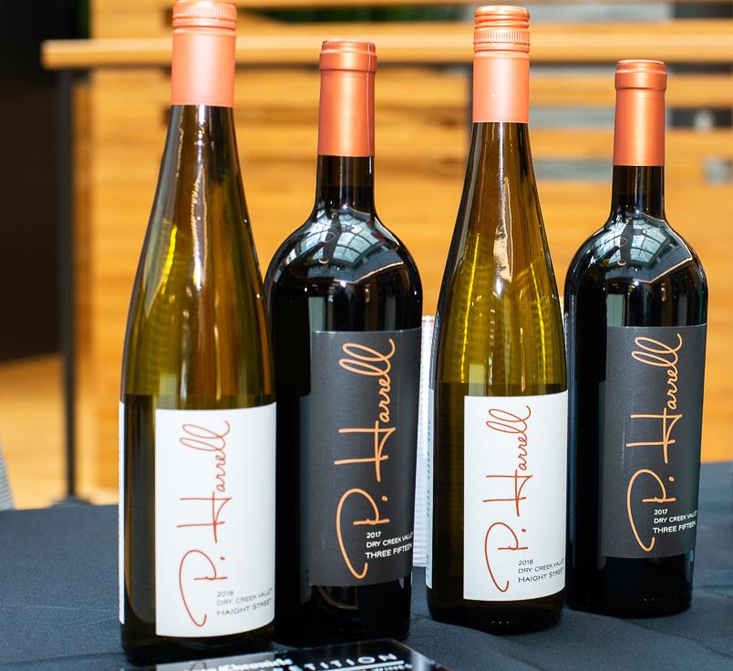 P Harrell Wines