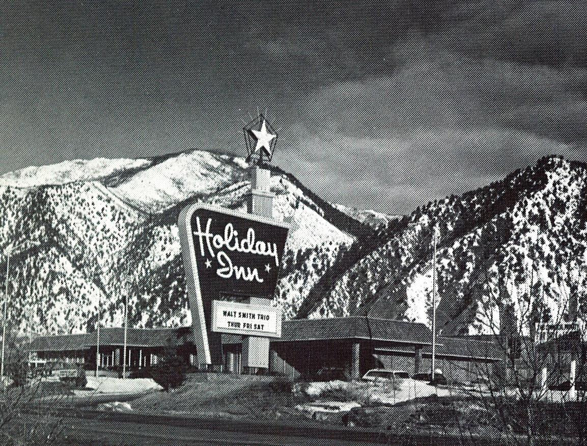 Glenwood Springs Holiday Inn, 1972