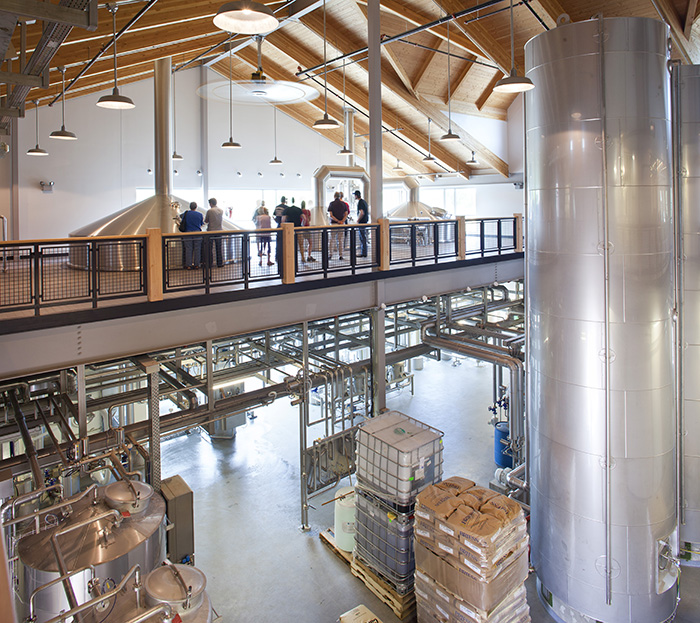 Hyder Construction Completes New Breckenridge Brewery   September 3, 2015