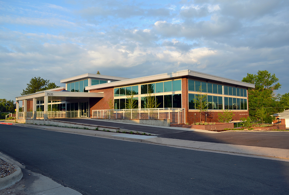 Hyder Completes New Cherry Hills Medical Plaza   July 8, 2015