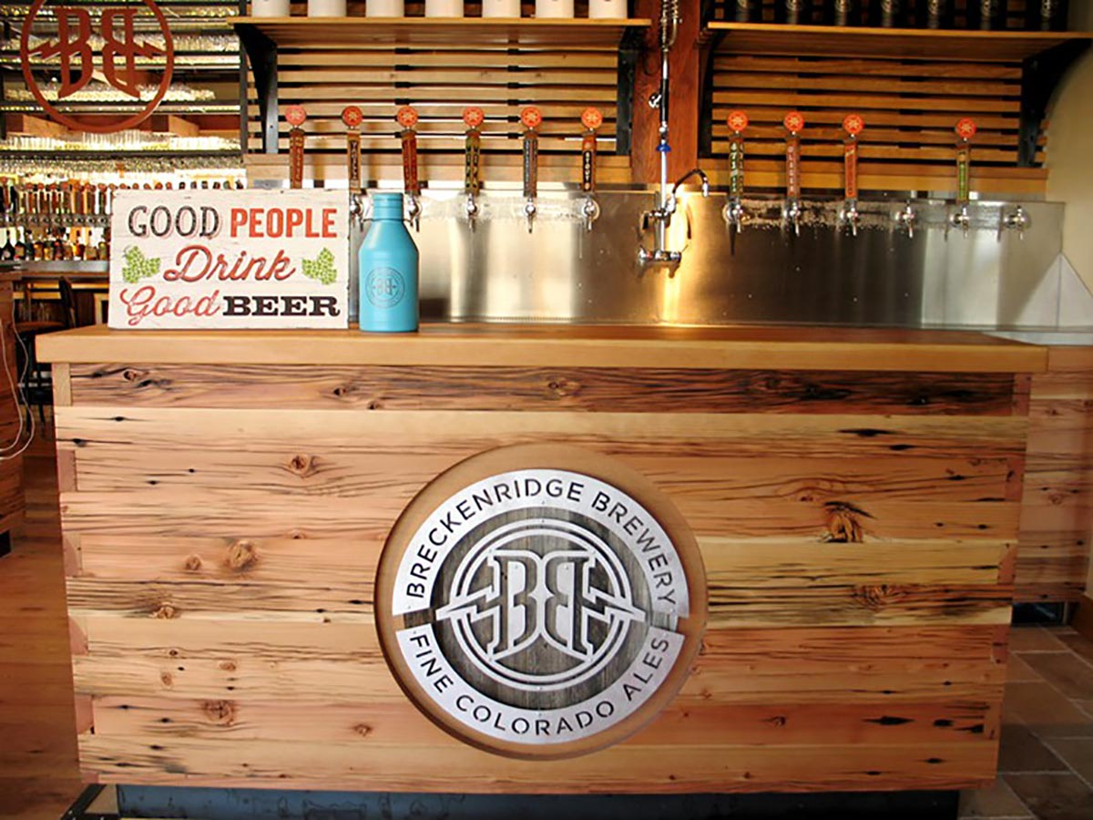 Breckenridge Brewery's New Farm House Restaurant Captures Country Charm   June 2, 2015