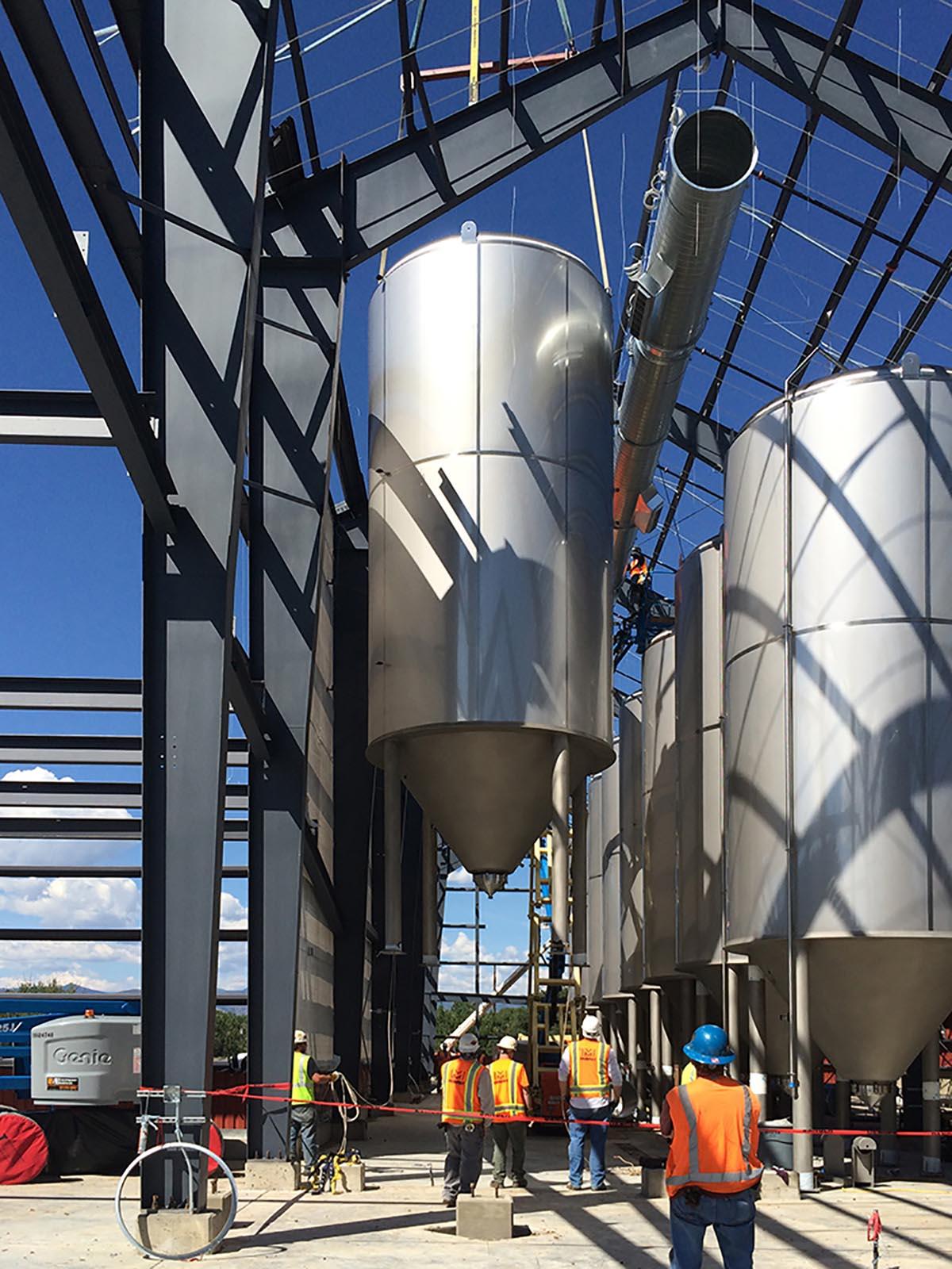 Breckenridge's First Brew at the Littleton Campus   April 20, 2015