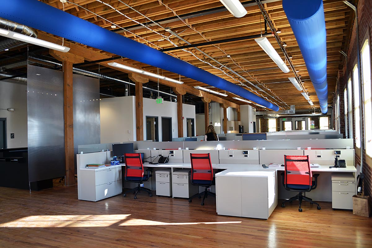 Hyder Completes TIs at 1520 Market   February 24, 2015