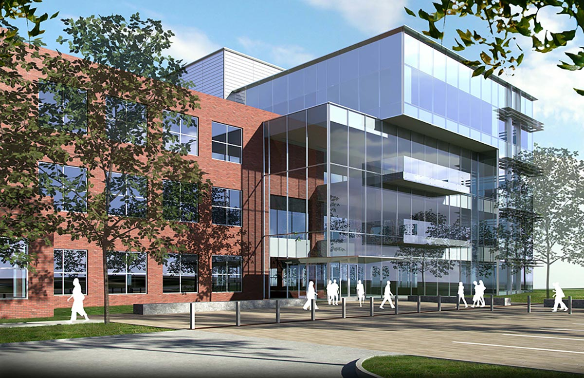 Hyder Construction Breaks Ground on the New FirstBank Headquarters Office Addition   February 2, 2015