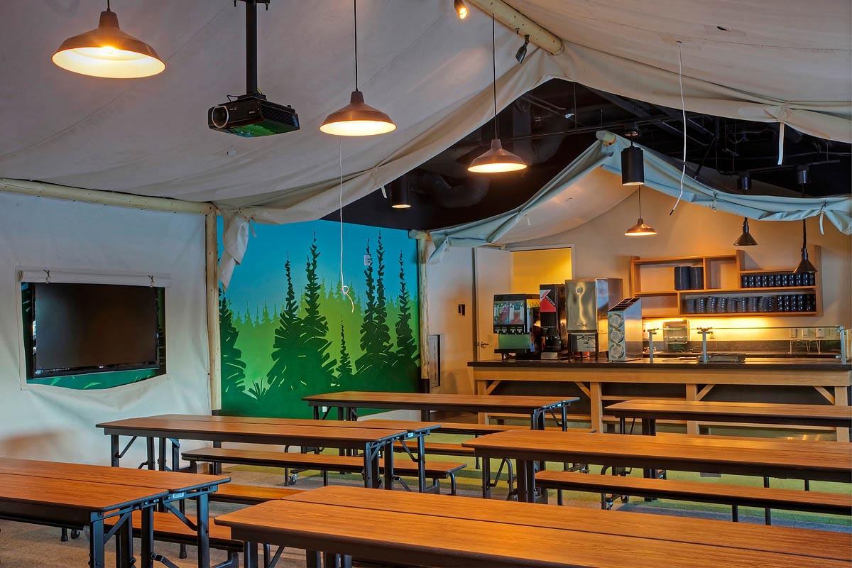 Elk Camp Restaurant photography by Jeremy Swanson
