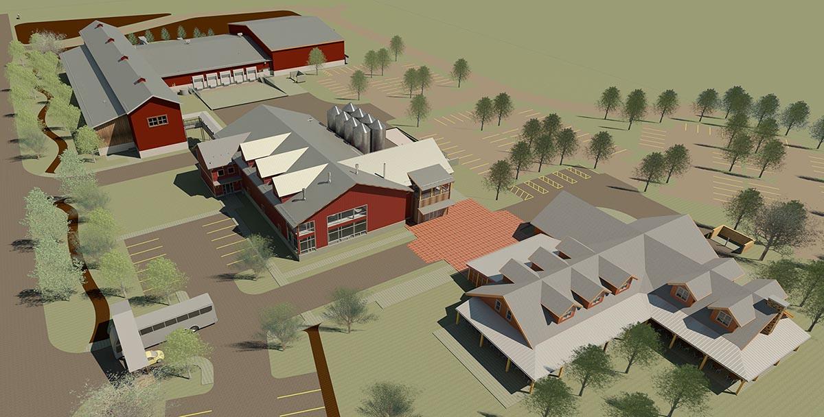 Hyder Construction Breaks Ground on the New Breckenridge Brewery   June 12, 2014