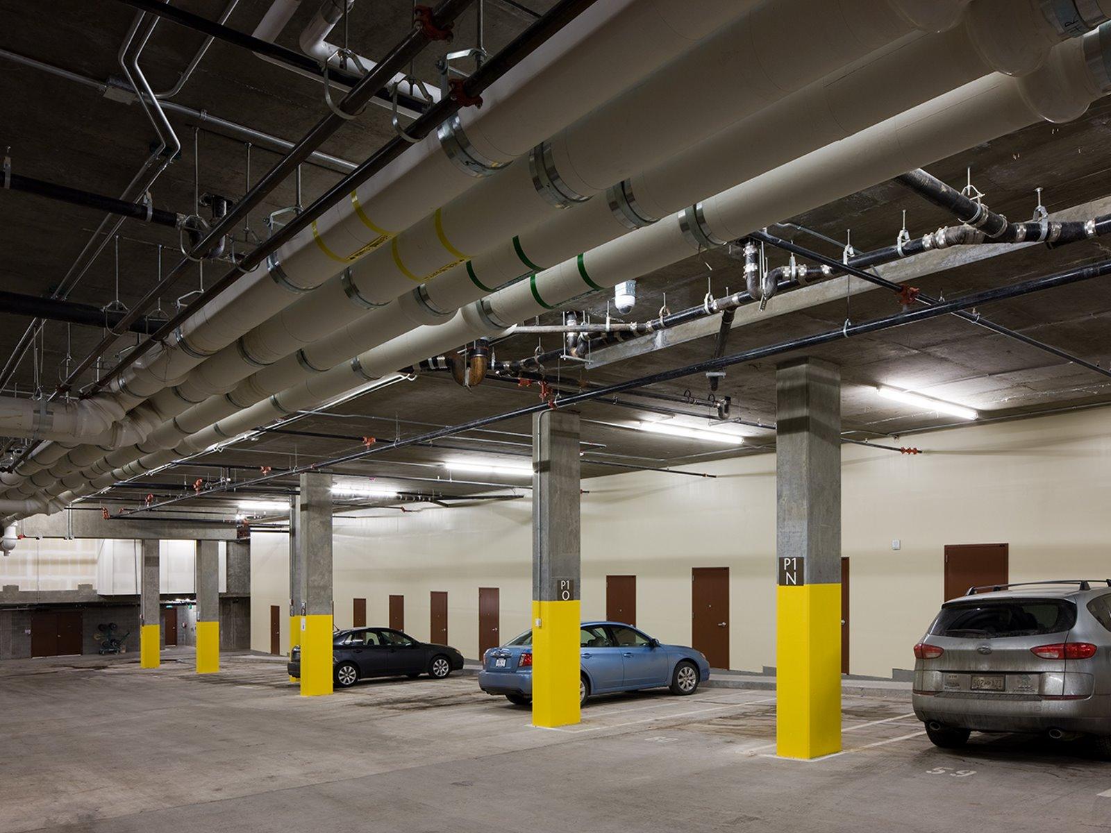 FOUR SEASONS VAIL PARKING GARAGE
