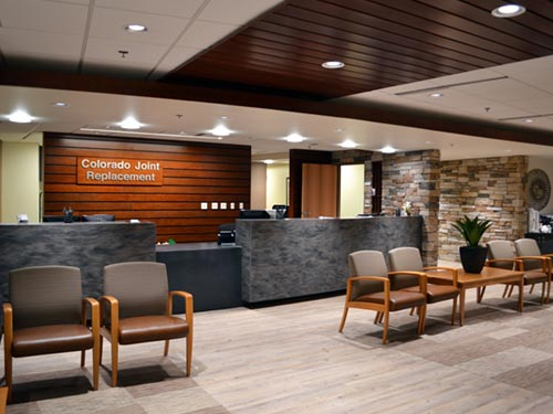 PORTER HOSPITAL JOINT COLORADO REPLACEMENT CENTER