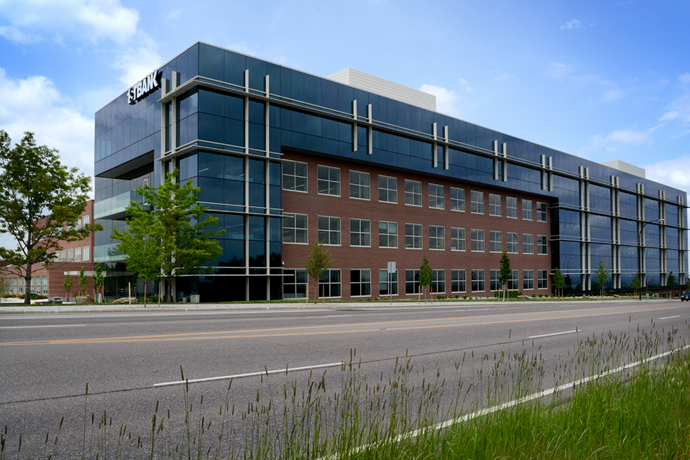 Hyder Wraps Up the New FirstBank Headquarters Office Building   June 16, 2016