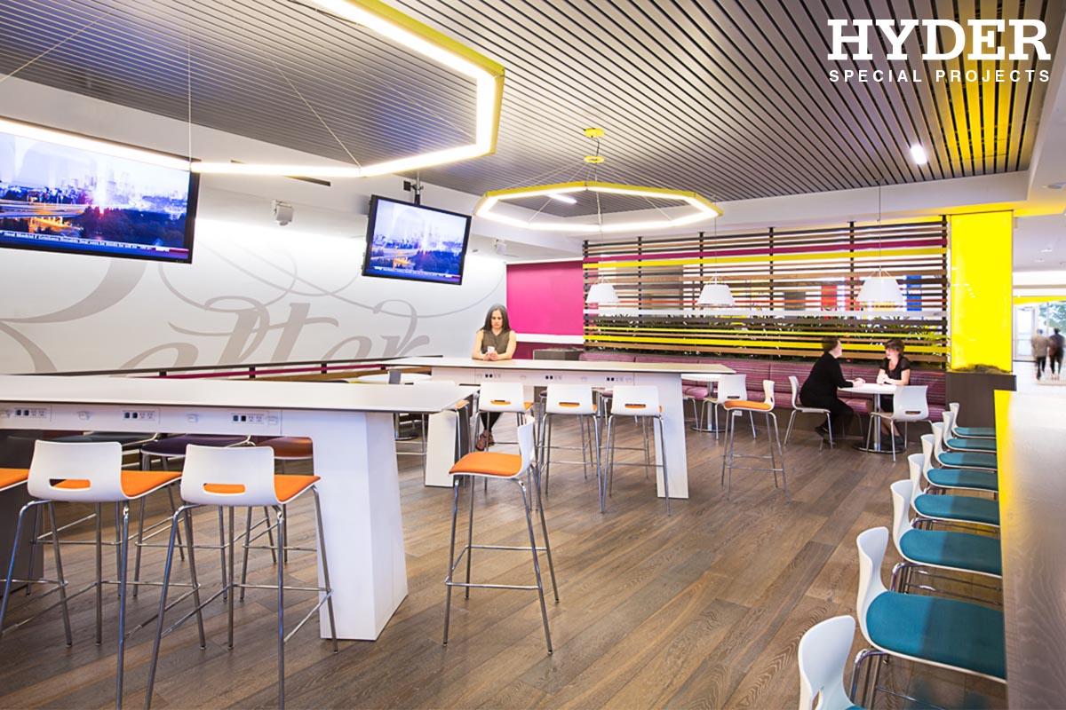 Western Union Corporate Headquarters TI