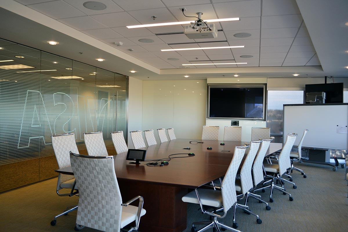 Visa 4th Floor Conference Room
