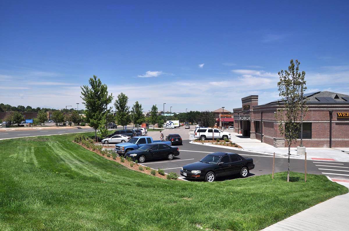 Wells Fargo 98th & Grant Site Work
