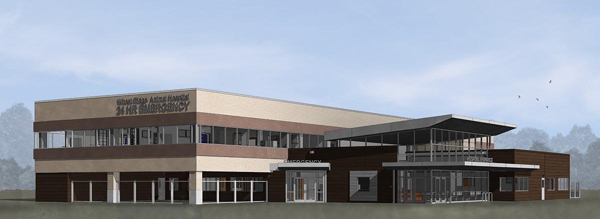 Hyder Starts Wheat Ridge Animal Hospital   May 10, 2016