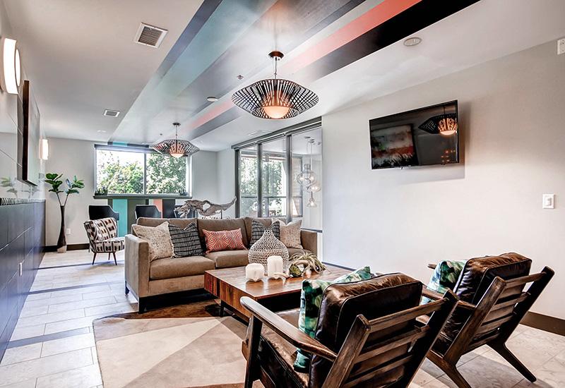 Hyder Completes Detroit Terraces Apartment Building   August 24, 2016