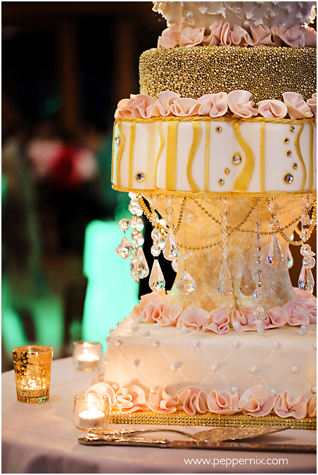 One of my all time favorite cakes to date!  Photo:  Pepper Nix Photography