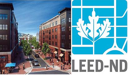 LEED-ND logo