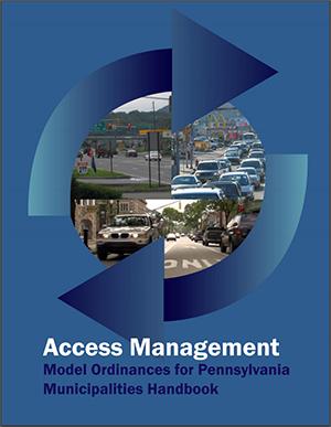 Cover of PennDOT's Access Management handbook