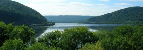Susquehanna River, courtesy of Susquehanna Appalachian Trail Club