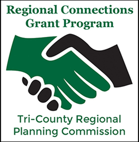 Regional Connections Grant logo