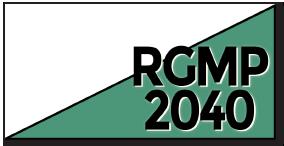 Regional Growth Management Plan 2040 logo