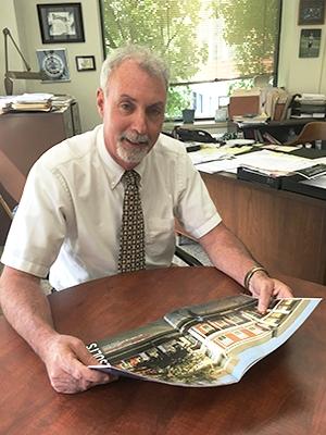 Retiring TCRPC Executive Director Timothy P. Reardon