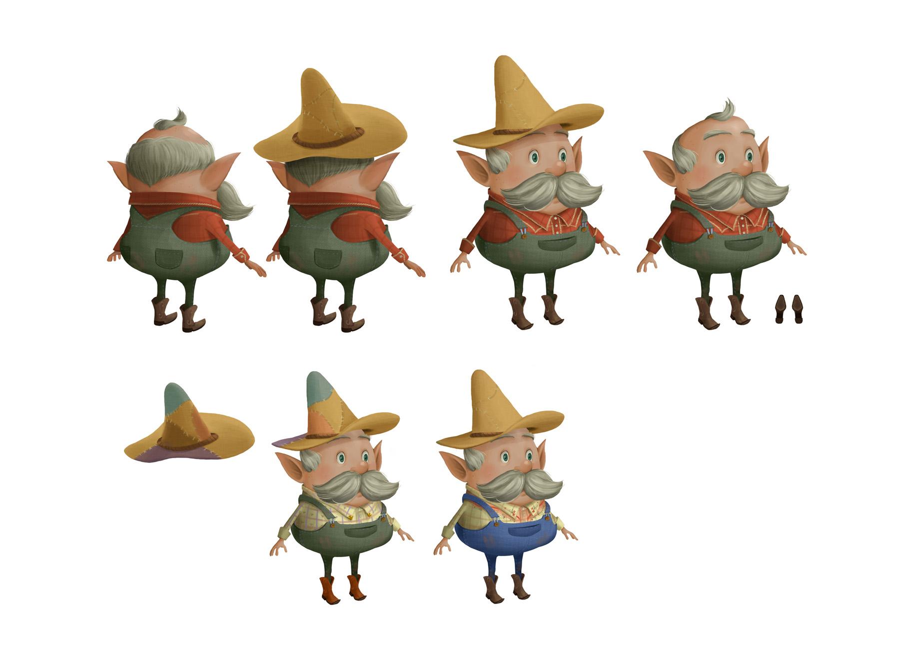 Farmer Gnome