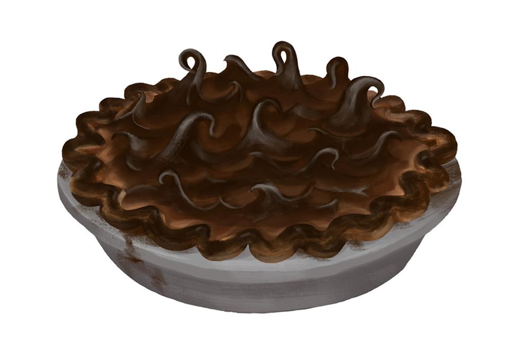 Humpty's Burnt Meringue Pie