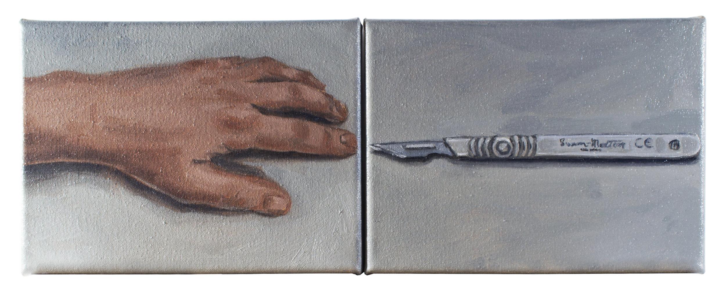 Hand/Scalpel