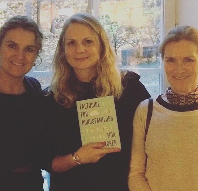 Och min grymma förläggare Alexandra och fantastiska redaktör Anna!