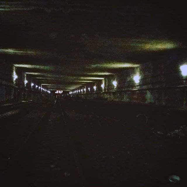 #freetekno and an #abandoned #traintunnel