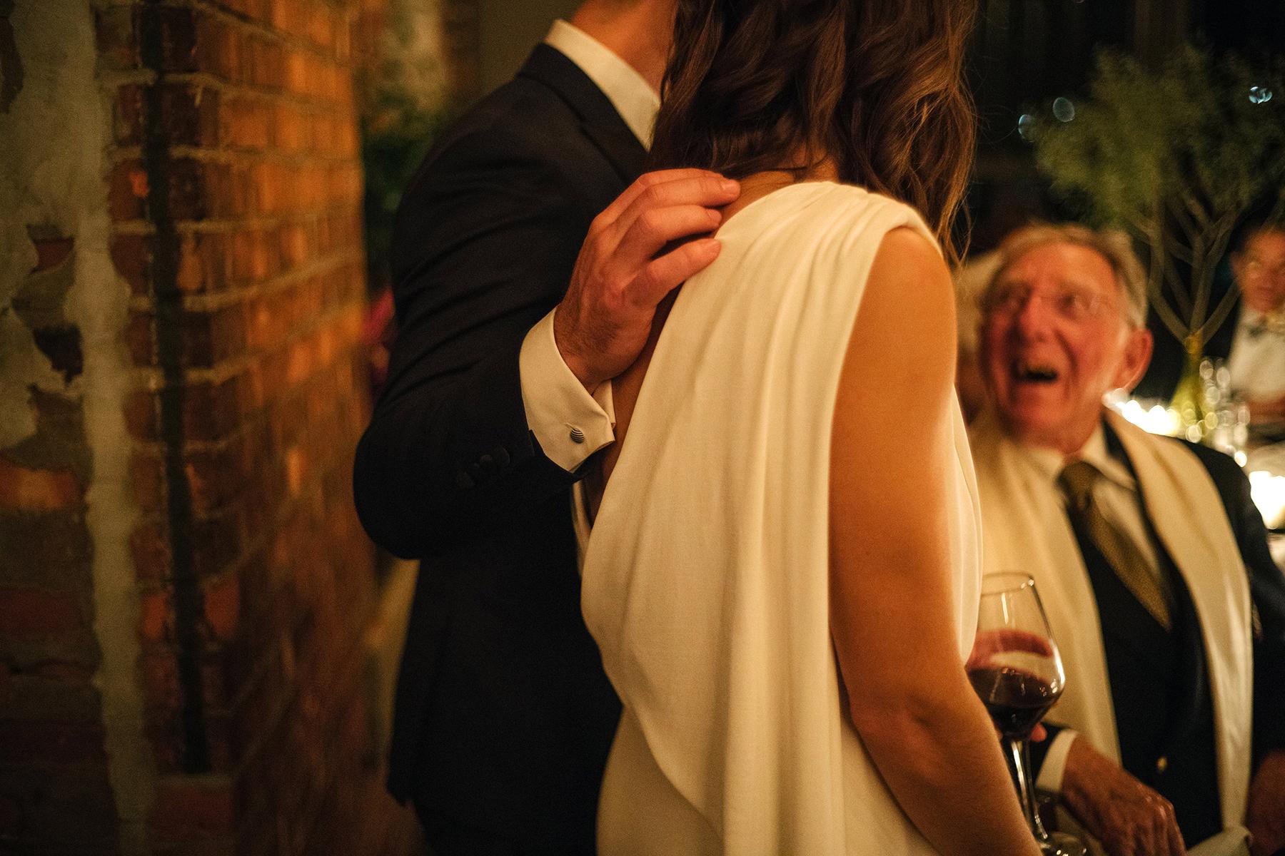 The Touch of Love, Wedding of Kira & Scott, Burlington, VT